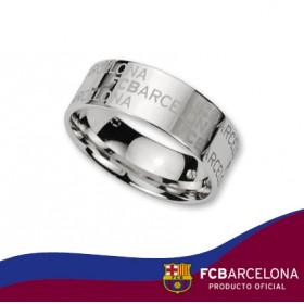 Anillo alianza escudo Barça