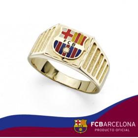 Sello escudo Barça