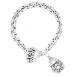 Pulsera Trooper Charm