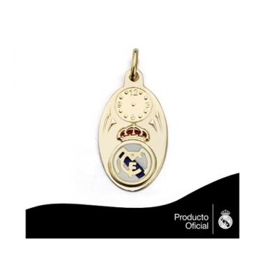 Medalla con escudo Real Madrid