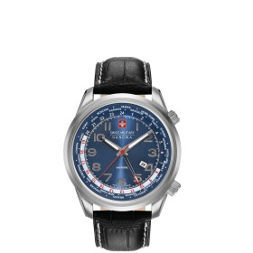 "Swiss Military de caballero ""Worldtimer"""