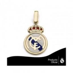 Colgante escudo Real Madrid 2,00 cm.