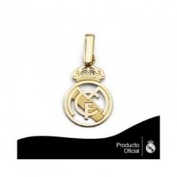 Colgante escudo Real Madrid 1,20 cm.