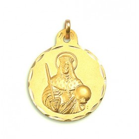 Medalla de San Fernando de oro de 18 quilates