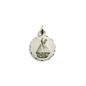 Medalla de San Fermín de plata de ley