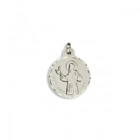 Medalla de San Francisco de Asís de plata de primera ley
