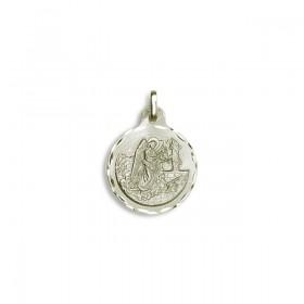 Medalla de San Gabriel de plata de primera ley