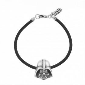 Pulsera de caucho Darth Vader