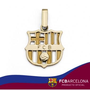 Colgante escudo Barça