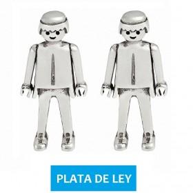 Pendientes Playmobil Boy