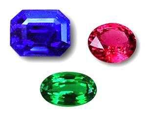 Piedras preciosas y semipreciosas